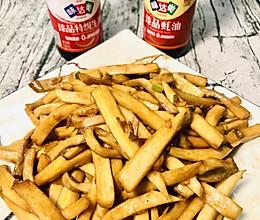 #中秋宴,名厨味#蚝油杏鲍菇的做法
