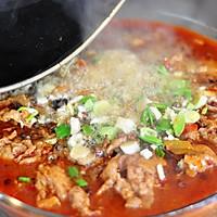 零失败的热门菜——水煮肉片的做法图解16