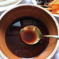 杏鲍菇神仙吃法,好吃到舔盘子的鱼香杏鲍菇的做法图解2