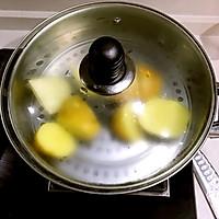 培根烤土豆泥卷的做法图解1