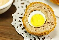 做一颗有内涵的肉丸子——苏格兰蛋的做法