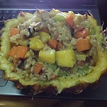 咖喱菠萝饭