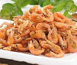 酥炸小虾米的做法