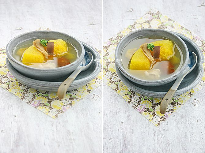 补脾益胃之木瓜猪肚汤