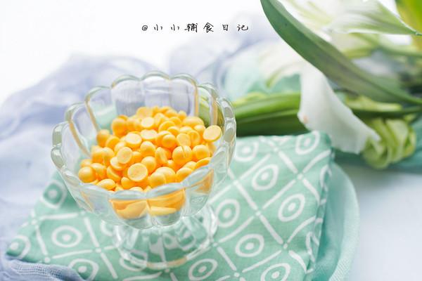 8个月以上辅食蛋黄溶豆的做法