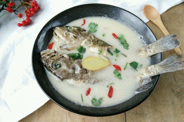 奶白黑鱼汤#花家味道#的做法