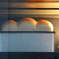 奶油蛋清土司(一次发酵)的做法图解11