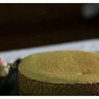 抹茶蛋糕的做法图解4