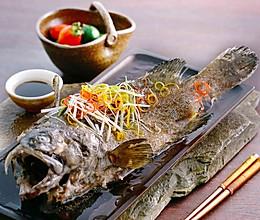 解密舌尖2美食 清蒸石斑鱼的做法