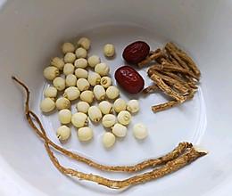 药膳—当归党参莲子鸽子汤的做法