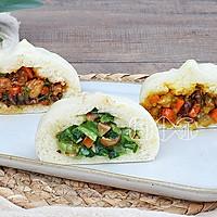 【超食控直播课】3款鲜美营养的蔬菜包子