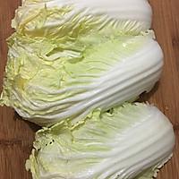 肉末白菜卷的做法图解3