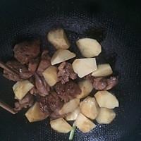 超好吃的照烧鸡腿炖土豆的做法图解4