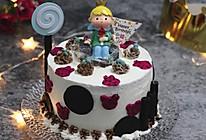 最具仪式感的美食——生日蛋糕(6寸加高戚风)的做法