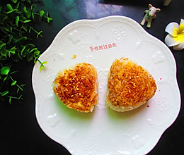 日式烤饭团的做法