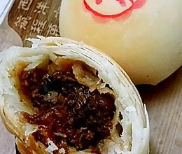 中秋节【苏式长发肉月饼】的做法