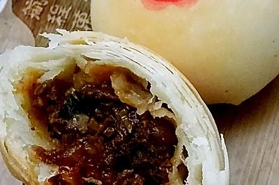 中秋节【苏式长发肉月饼】