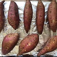 烤箱烤红薯的做法图解1