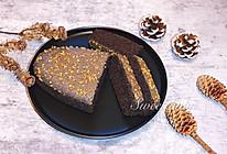 桂花黑米糕的做法