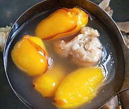 九层皮炖鸡汤的做法