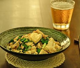 听说豆腐和肉很配哦-家常豆腐的做法