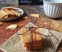 #晒出你的团圆大餐#椰蓉脆片的做法