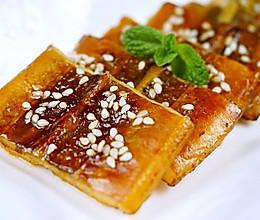 秘制烤鳗鱼#盛年锦食·忆年味#的做法