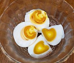 快手咸鸡蛋的做法