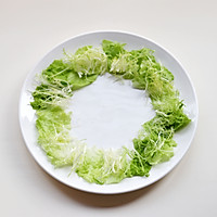 圣诞花环-丘比沙拉汁的做法图解9
