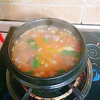 西红柿牛肉丸汤的做法图解5