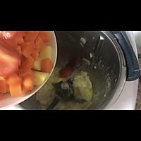 蔬菜浓汤的做法图解3