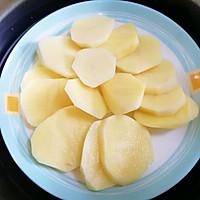 香菇肉末土豆泥的做法图解3