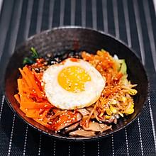 一人食~韩式石锅拌饭