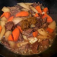 软糯的牛肉清香的萝卜·炖牛肉的做法图解11