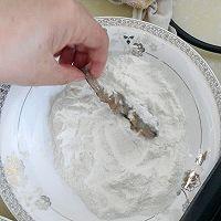 油炸虾排的做法图解3