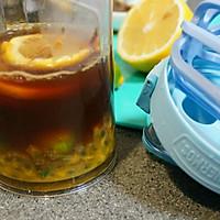 百香果金桔柠檬茶的做法图解3