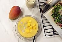 #我们约饭吧#椰香多芒小丸子~椰子控芒果控绝对不能错过的做法