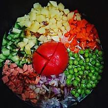 网红饭(蔬菜西红柿