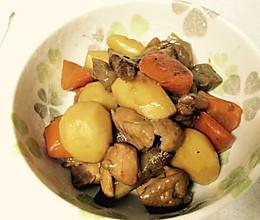 """日本家庭料理""""筑前煮""""的做法"""