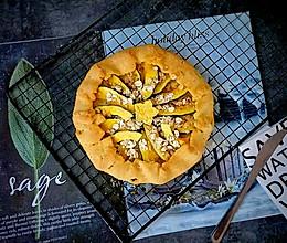 #秋天怎么吃#低糖低脂燕麦南瓜派的做法