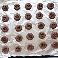 双重美味的巧克力曲奇饼#长帝烘焙节华北赛区#的做法图解10