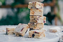"""#""""莓""""好春光日志#木糖醇蔓越莓水果麦片雪花酥的做法"""