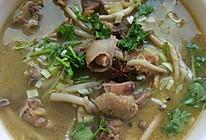 菌菇炖鸡块的做法