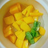 红豆水果西米露的做法图解7