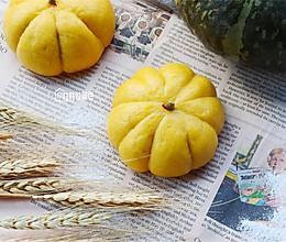 南瓜豆沙包的做法