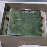 桑葚慕斯蛋糕的做法图解21