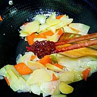 干锅土豆片(全素)的做法图解8