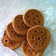 肚坎减肥之燕麦麸饼干