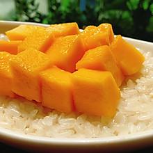 去泰国吃不厌的芒果糯米饭