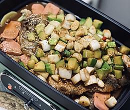 家庭版江边城外酱香烤鱼的做法